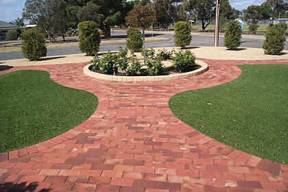 News Clay Pavers For Staying Power And Flexibility
