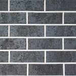 Midnight Black Brick Product Image Littlehampton Brick Rs 1