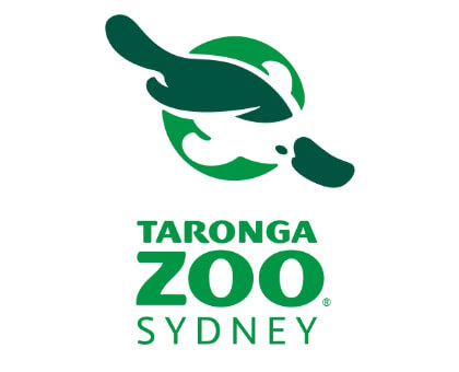 Home Clients Taronga Zoo Sydney Logo