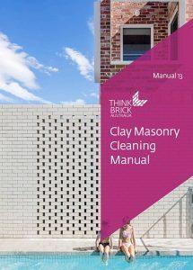Clay Masonry Cleaning Manual