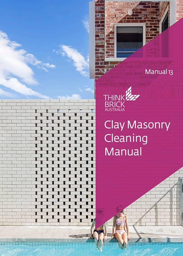 Clay Masonry Cleaning Manual