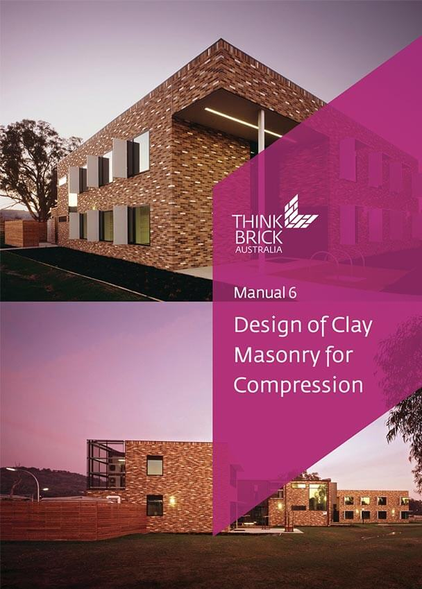 Design Of Clay Masonry For Compression