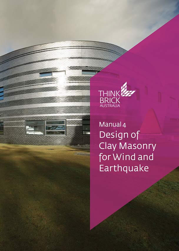 Design Of Clay Masonry For Wind And Earthquake