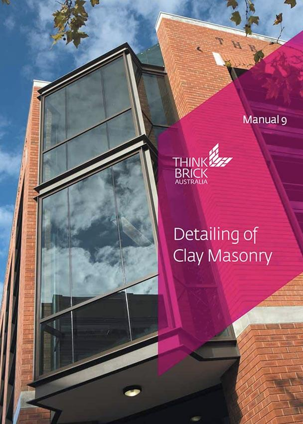 Detailing Of Clay Masonry