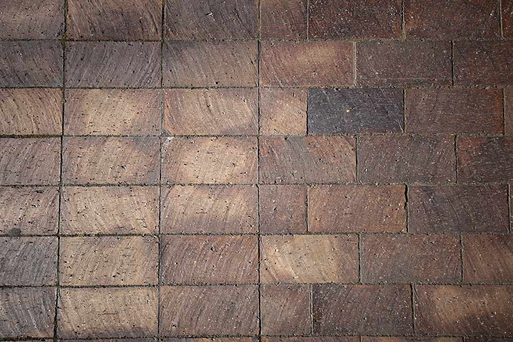 Littlehampton Bricks Mahogany Pavers 9