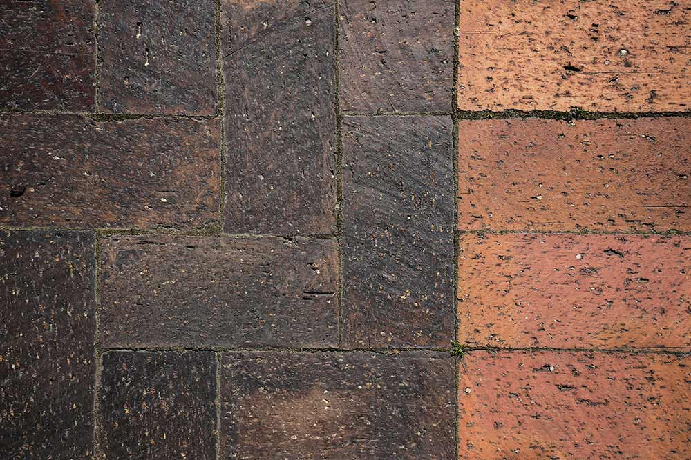 Littlehampton Bricks Mahogany Pavers And Old Red Pavers 3