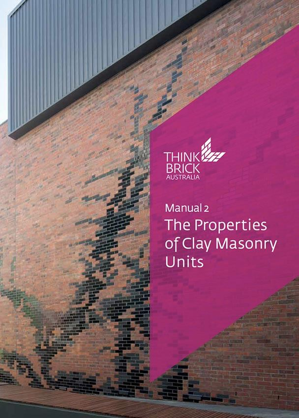 The Properties Of Clay Masonry Units