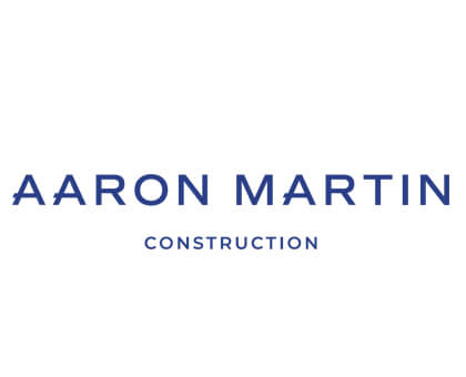 Clients Aaron Martin Construction Logo