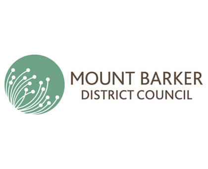 Clients Mount Barker District Council Logo