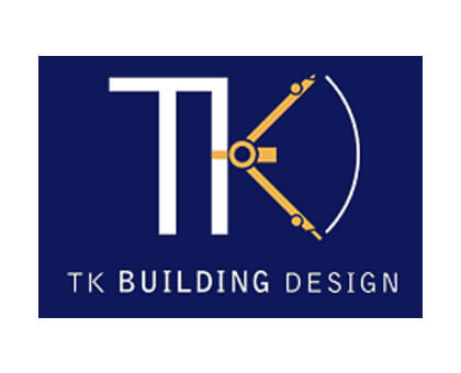 Clients Tk Building Design Logo