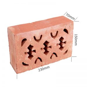 9 X 6 Vent Profile Brick