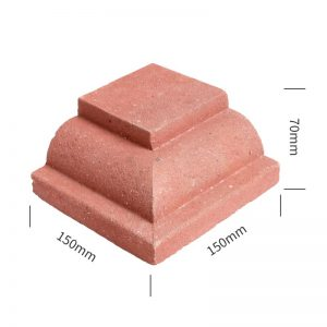 Corner Ovillo Profile Brick