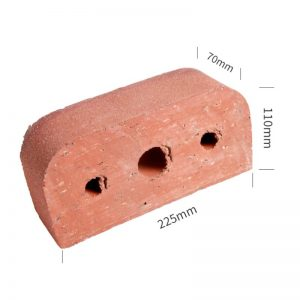Double Bullnose Profile Brick