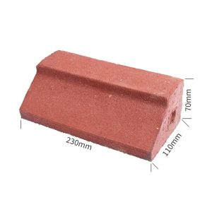 Stepped Stretcher Plinth Profile Brick