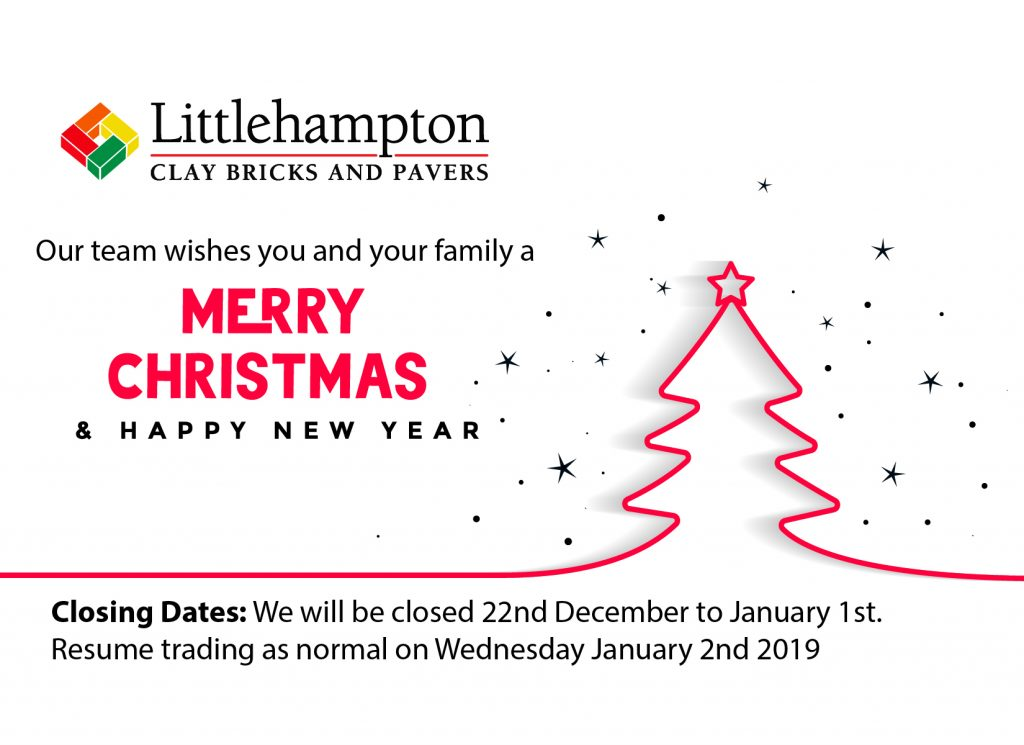 Littlehampton Brick Christmas Closed Dates Social Media 2018 01 01