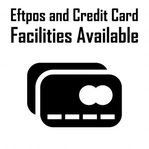 Eftpos Available