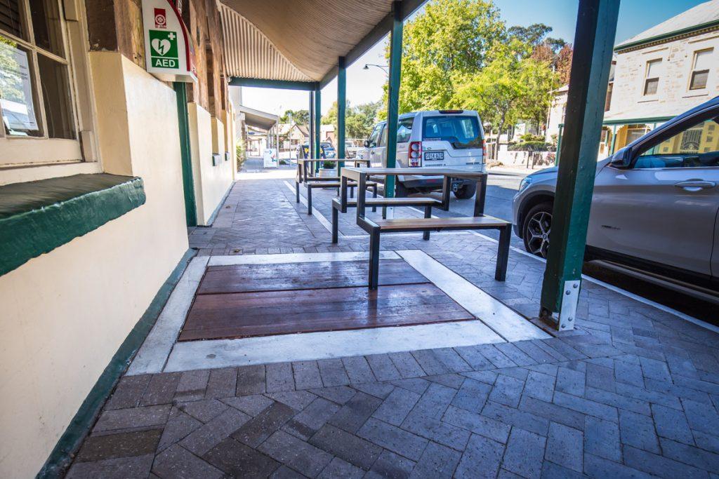 Littlehampton Pavers Adelaide Hills Towns 13