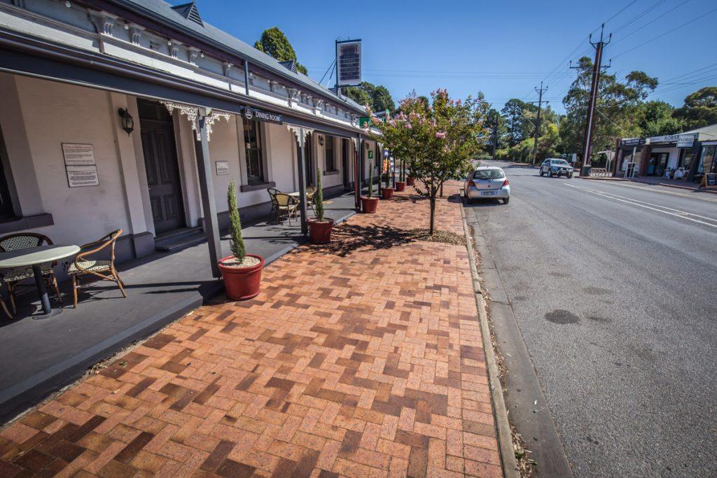 Balhannah Main Streets, South Australia