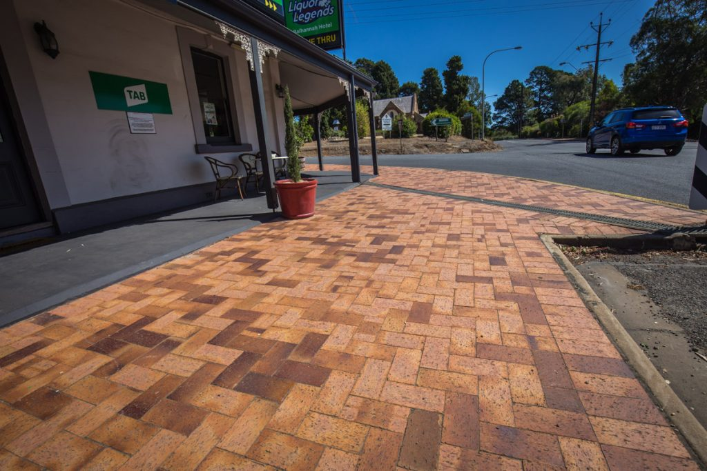 Littlehampton Pavers Adelaide Hills Towns 59