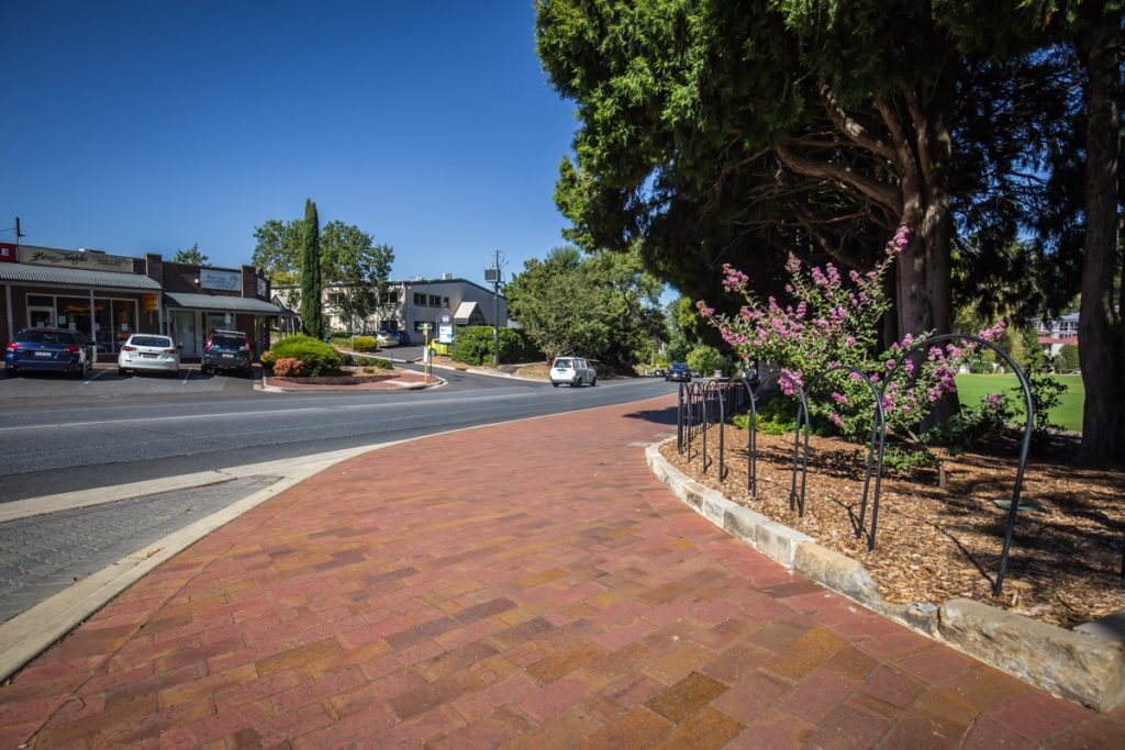 Pavers - Stirling, Adelaide HIlls
