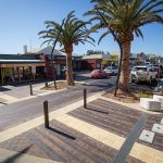 Victor Harbour Main Street Mahogany Pavers Littlehampton Brick Co Rs 21