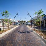 Victor Harbour Main Street Mahogany Pavers Littlehampton Brick Co Rs 61