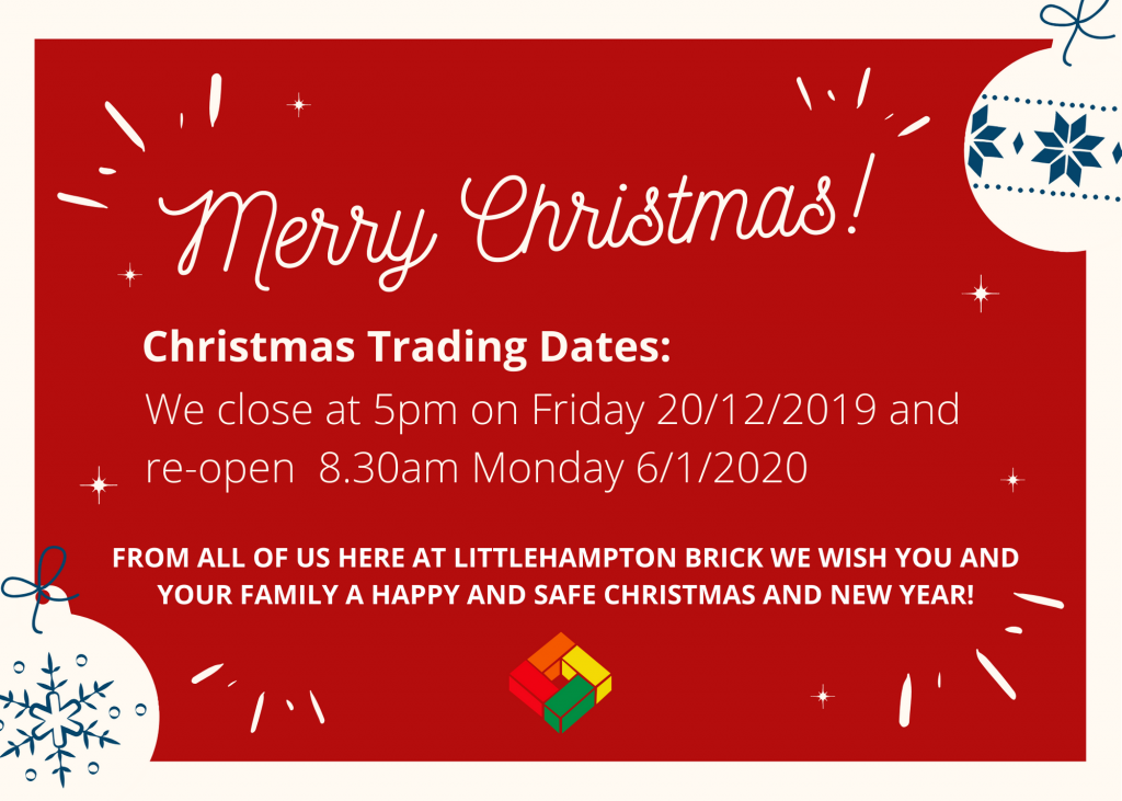 Littlehampton 2019 Christmas Trading Dates