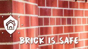 Brick safe