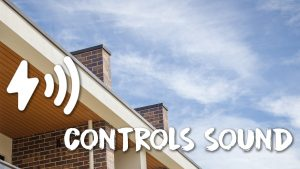 controls sound