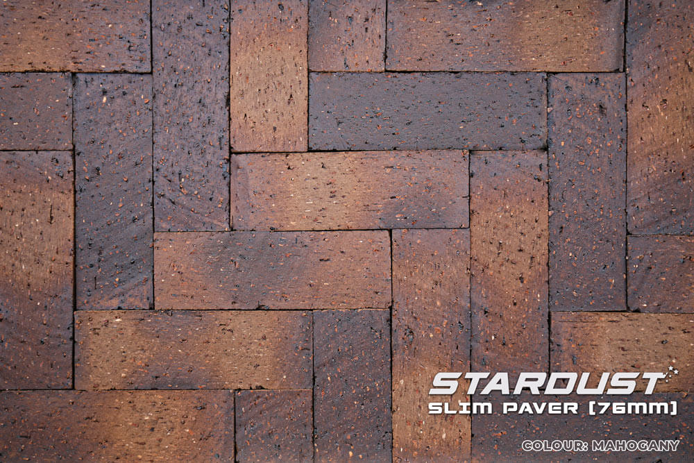 Stardust Mahogany Paver Product Image 1 Rs