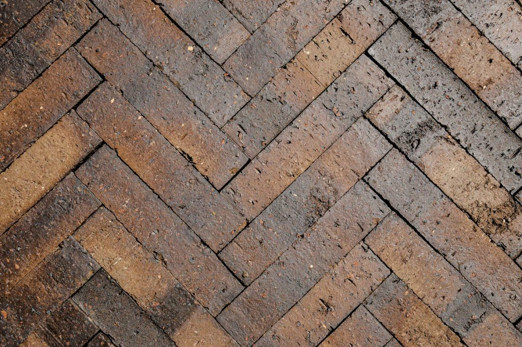 Stardust Paver 50mm X 230mm Cannon Colour Herringbone Pattern Rs 8 1