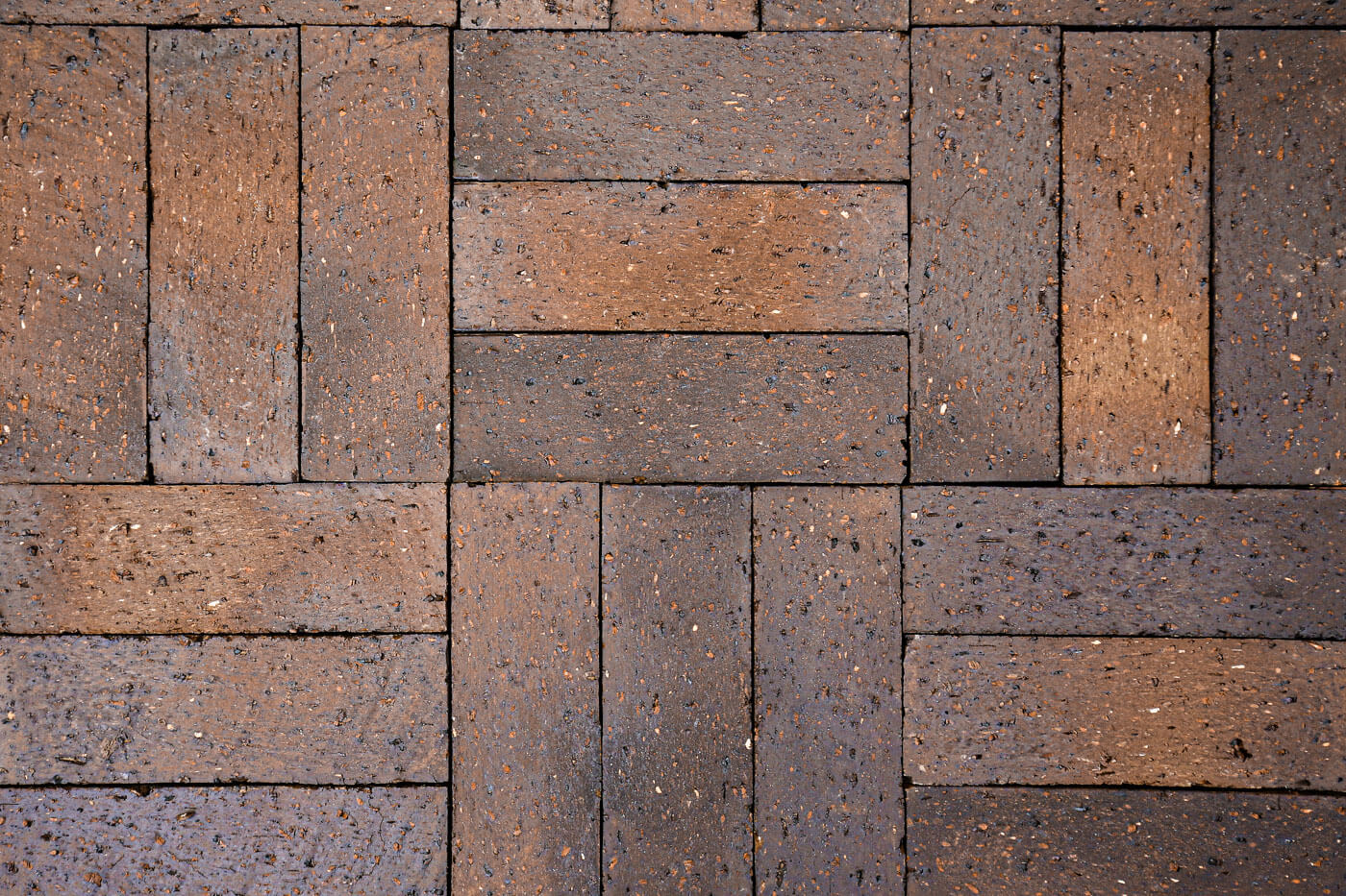 Stardust Paver 76mm X 230mm Cannon Colour Basket Weave Pattern Rs 2