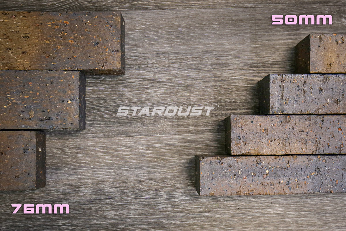 Stardust Paver Cannon 76mm Or 50mm Littlehampton Bricks And Pavers Rs 1