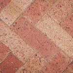 Stardust Rouge Paver 230mm X 76mm X 62mm Herringbone Pattern Littlehampton Bricks And Pavers Rs 2