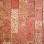 Stardust Rouge Paver 230mm X 76mm X 62mm Littlehampton Bricks And Pavers Rs 16 1