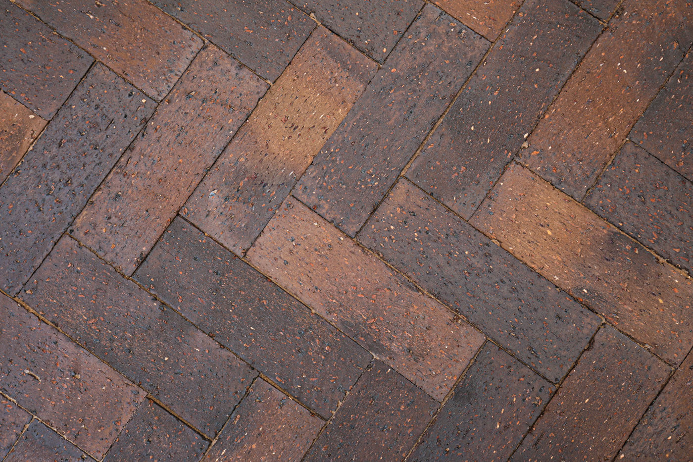 Stardust Paver 76mm X 230mm Cannon Colour Herringbone Pattern Rs 18