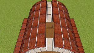 Heat brick