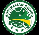 Littlehampton Brick Australian Owned Badge 134 2