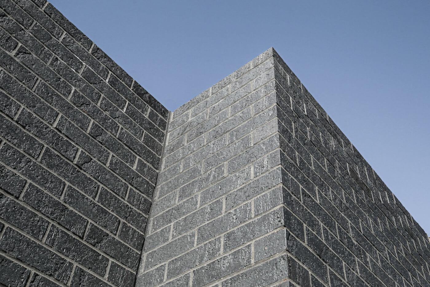 Midnight Black Brick Luxury Home Littlehampton Brick Rs 23