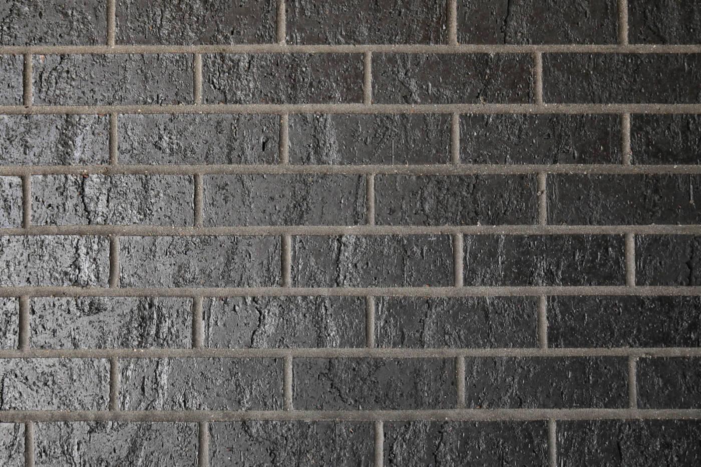 Midnight Black Brick Luxury Home Littlehampton Brick Rs 5