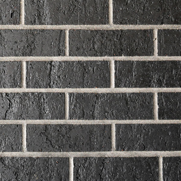Midnight Black Brick Product Image 600
