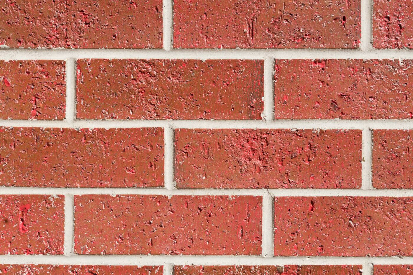 Lava Red Glazed Brick Wall Square Rs 1