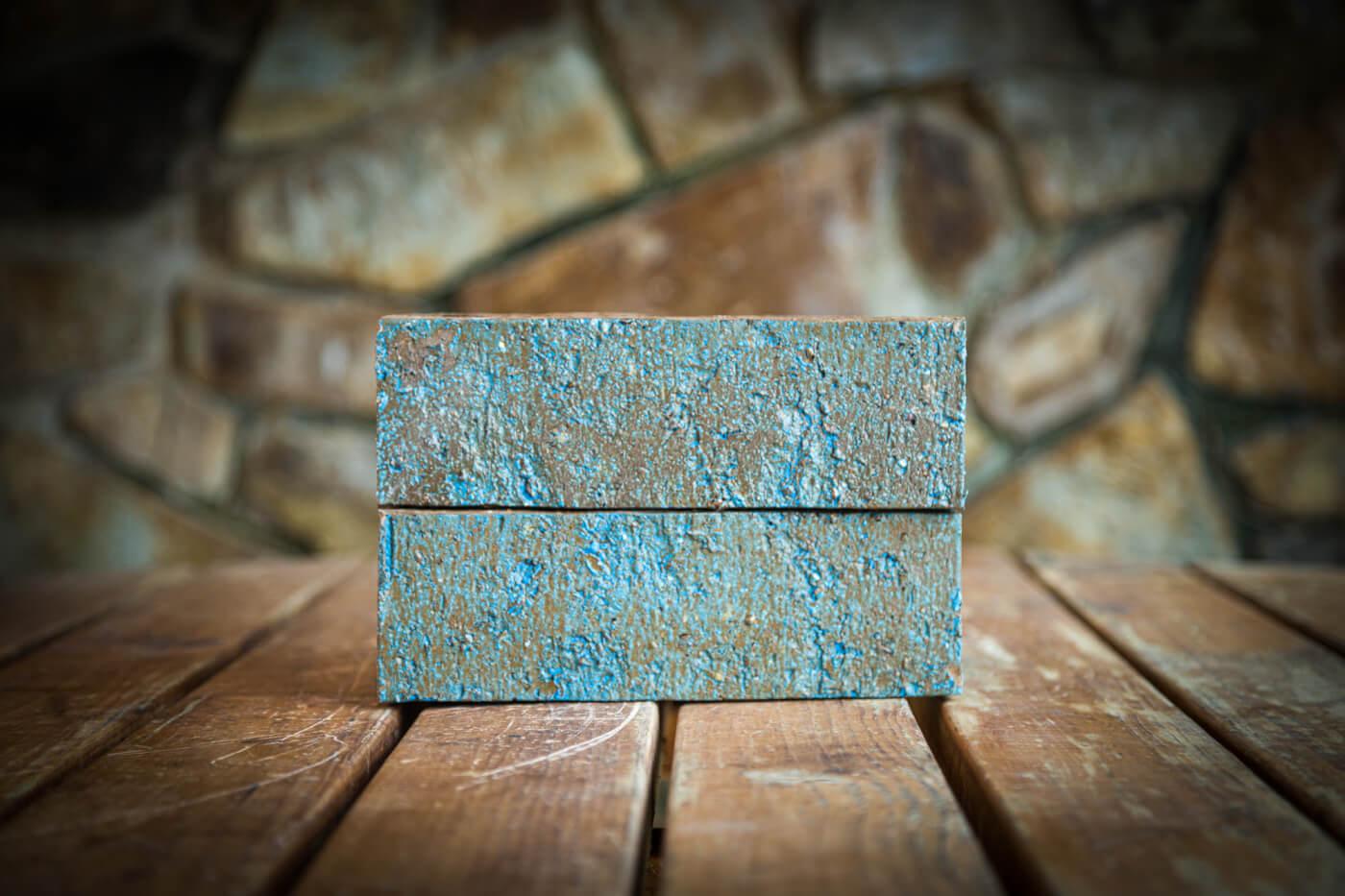 Caspian Light Blue Glazed Brick By Littlehampton Bricks And Pavers 1