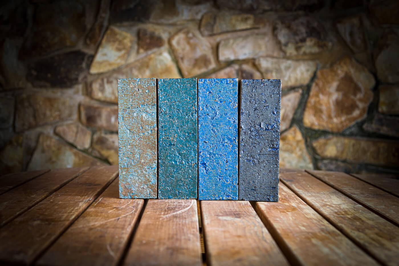 Glazed Bricks Littlehampton Aquarius Blend Rs 17 10