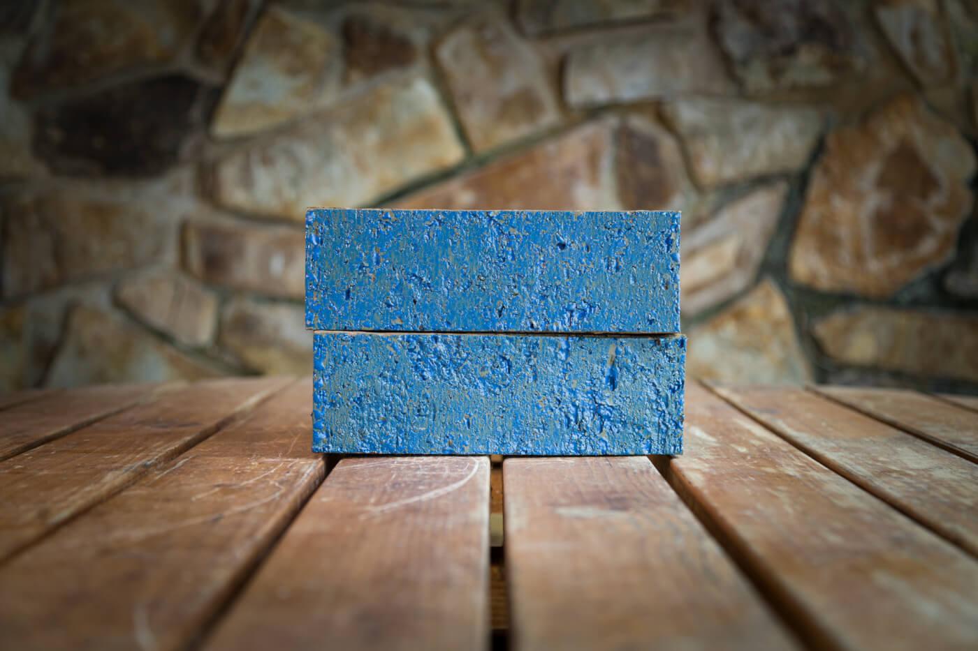 Laguna Blue Glazed Brick Littlehampton Brick 2