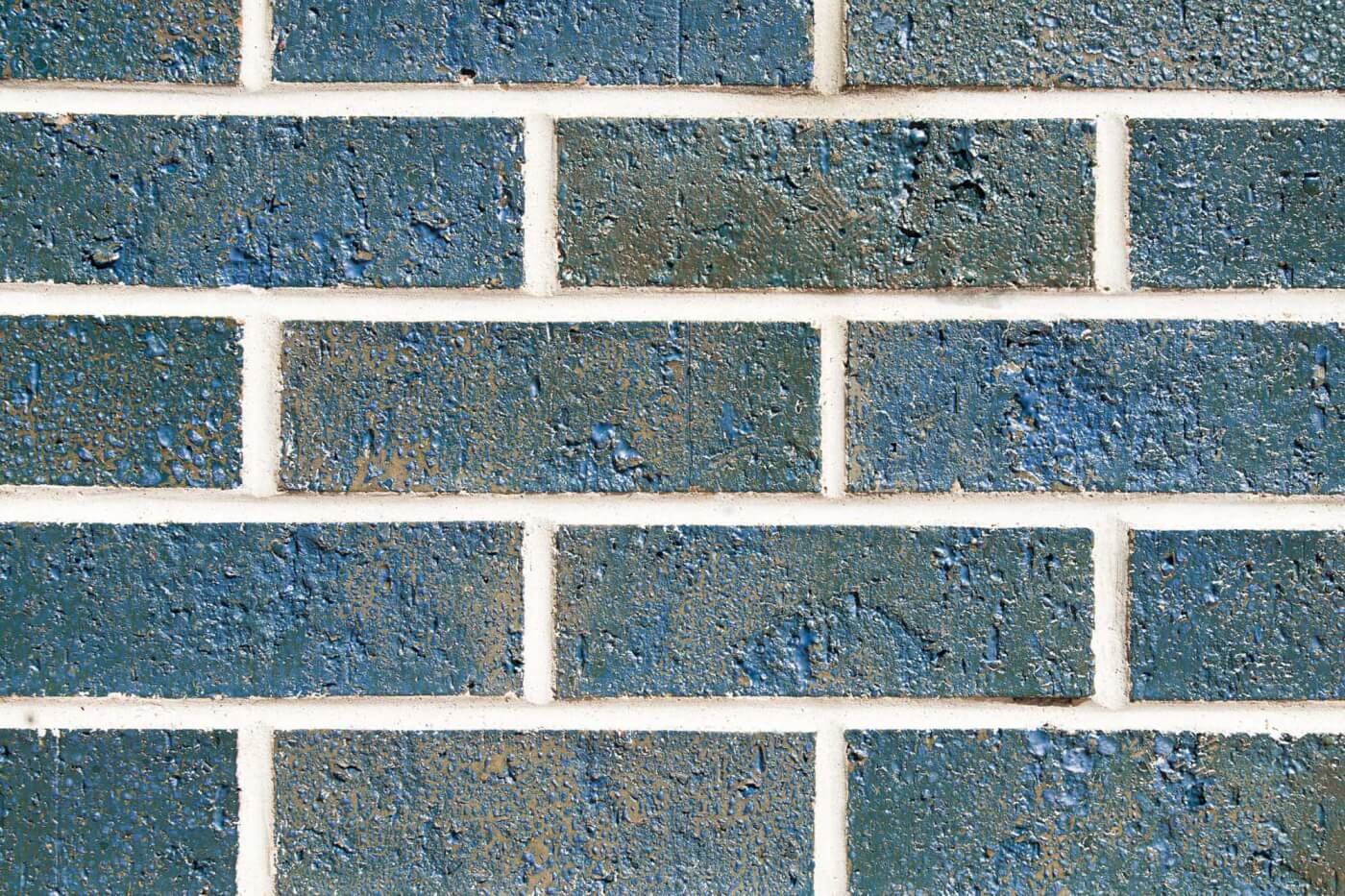 Laguna Deep Blue Glazed Brick Wall Rs 1