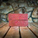 Lava Red Glazed Brick Rs 1 3