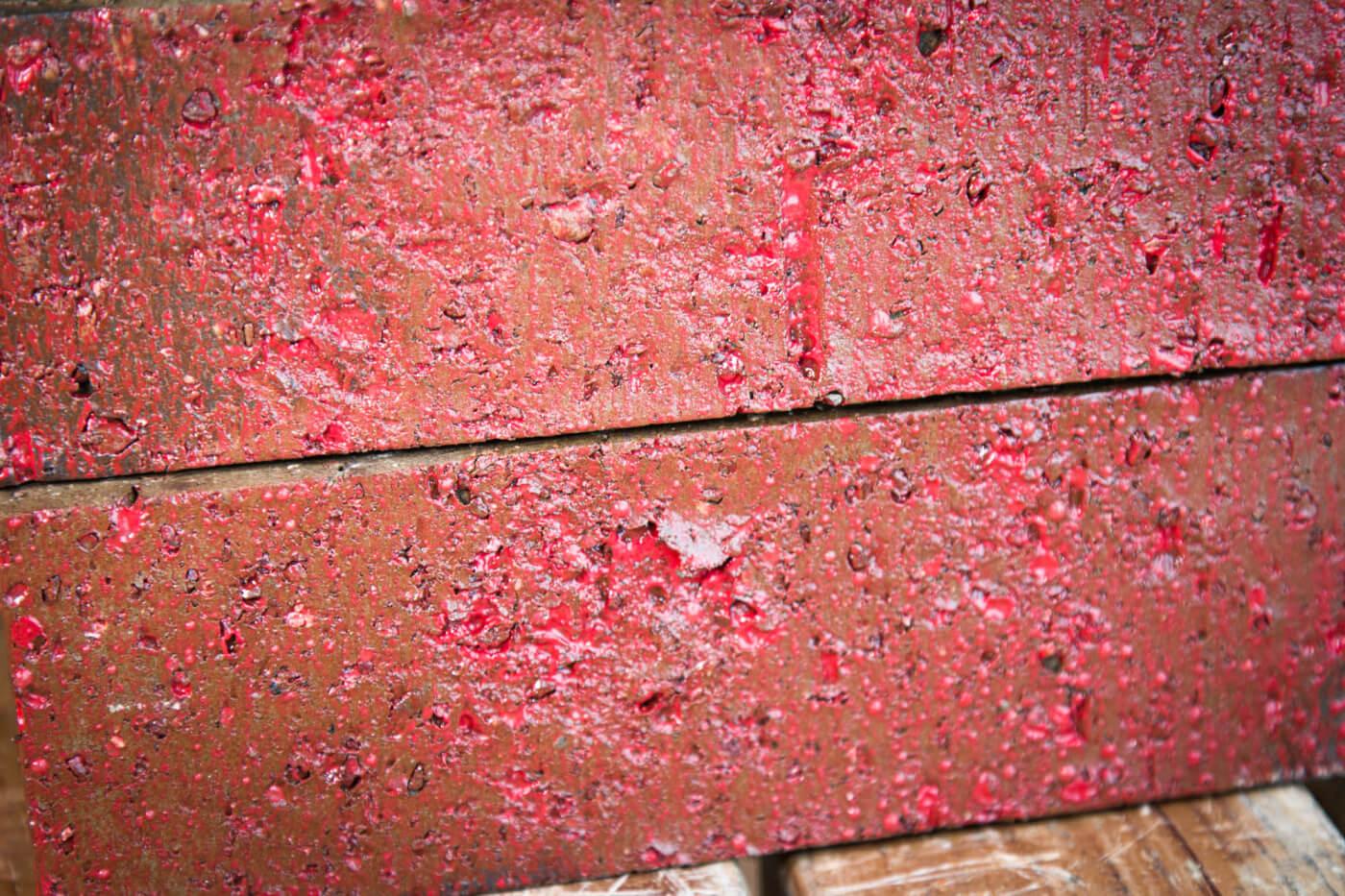 Lava Red Glazed Brick Rs 1 4