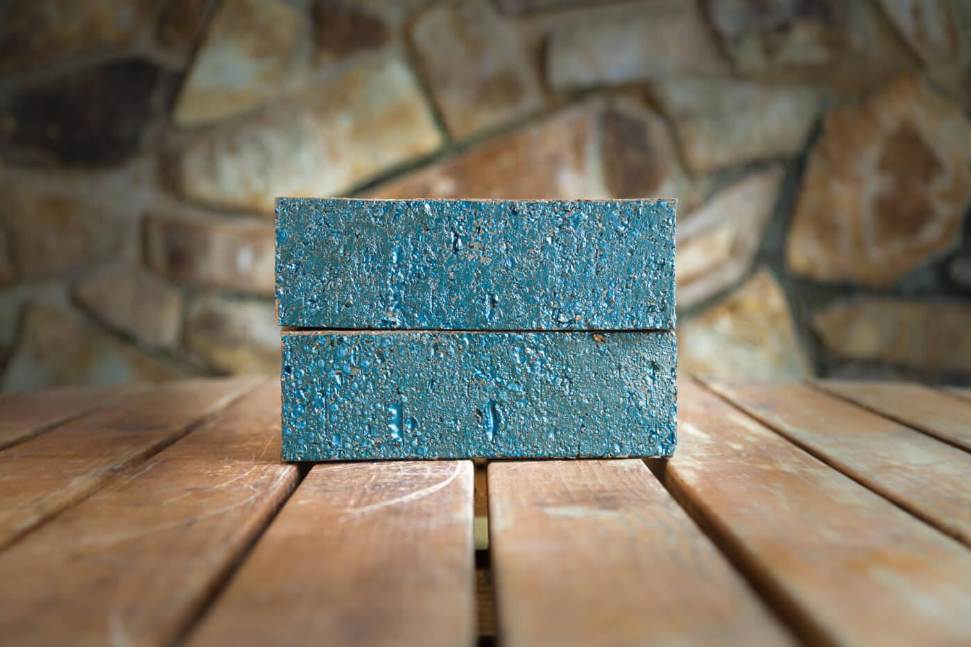 Percy Green Glazed Brick 2