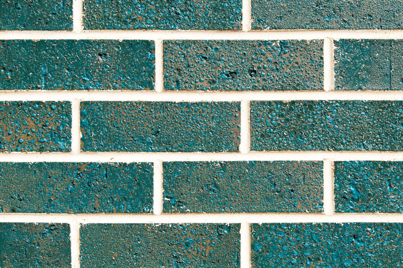 Percy Green Glazed Brick Wall Rs 1